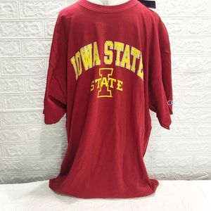 Mens Champion Iowa State tee shirt size 2X